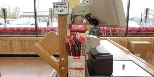 Chomps Meat Snack Sticks as Low as $1 at Trader Joe's After Cash Back