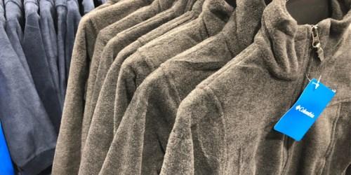 Columbia Men's Fleece Only $30 at Macy's (Regularly $60)