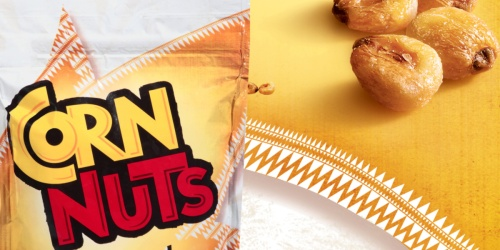 Corn Nuts Original Flavor 18-Pack Just $5.70 or Less Shipped on Amazon