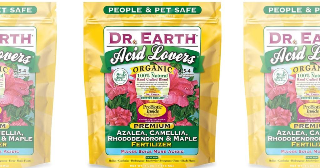 Dr Earth Acid Lovers Fertilizer