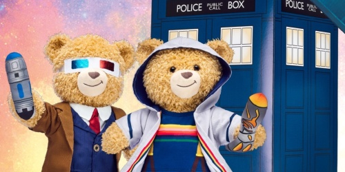 Doctor Who Collection Now Available at Build-A-Bear!