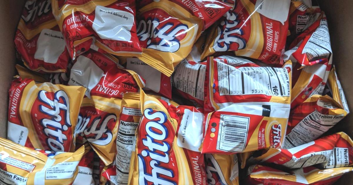 fritos original corn chips 40 pack