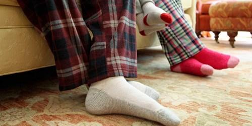 Fruit of the Loom Men's 6-Pair Short Crew Socks Only $5.84 on Amazon (Regularly $9)