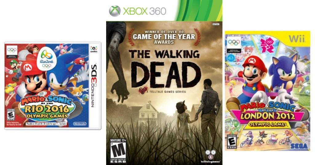 gamestop pre owned games