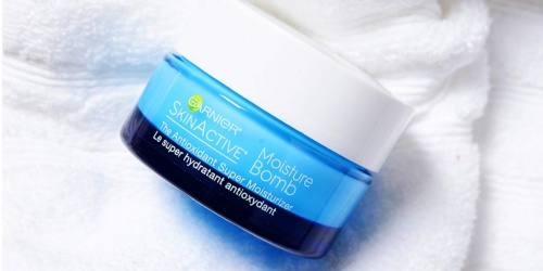 Garnier Facial Gel Moisture Bomb Only $7.66 Shipped or Lower on Amazon (Regularly $15)