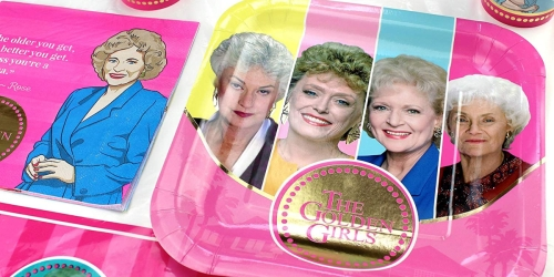 This Golden Girls Party Kit Will Add a Touch of Senior Sass to Your Next Birthday