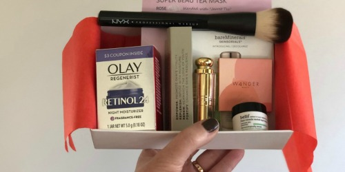 $100 Worth of High End Beauty Products Only $15 Shipped