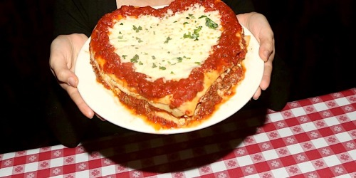 Valentine's Day 2020 Restaurant Deals   FREE Heart-Shaped Pizza Offer & Much More