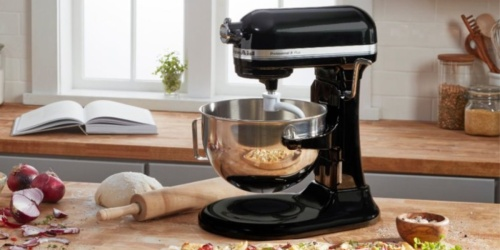 KitchenAid Professional Stand Mixer Only $199.99 Shipped at Best Buy (Regularly $500)