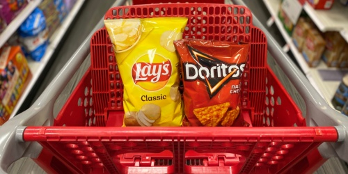 Doritos and Lay's Chips Only $1.62 at Target