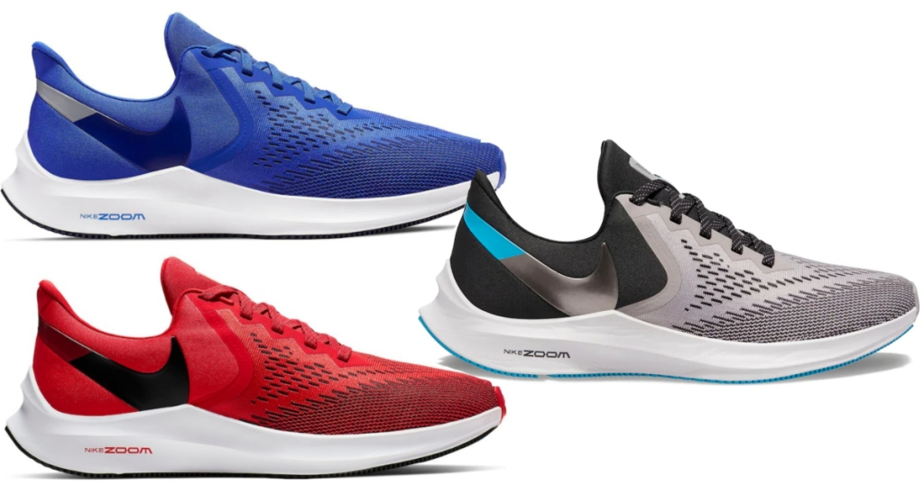 men's nike air running shoes