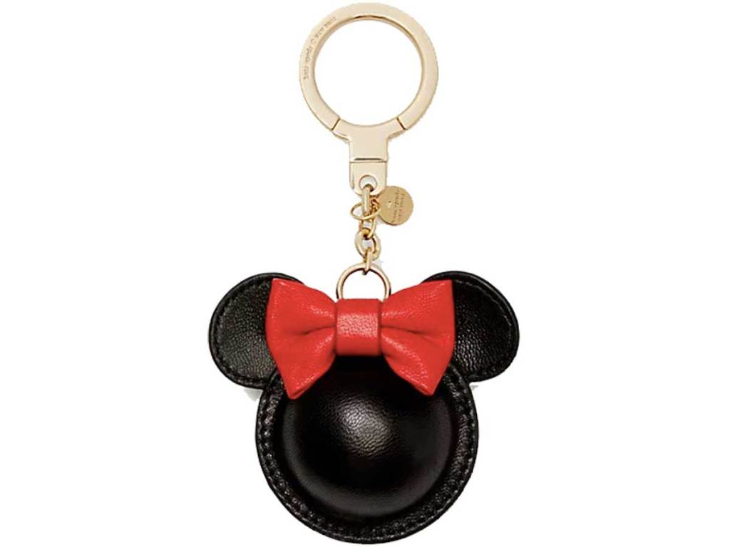 Kate Spade Minnie Mouse Keychain