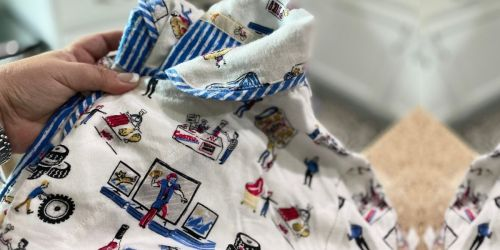 Show Your Love for Costco w/ This Costco Print Pajamas & Socks Set | Under $10 Shipped (Regularly $23)