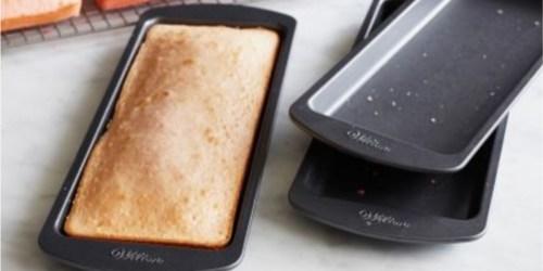 Wilton 4-Piece Loaf Cake Pan Set Only $7.86 on Amazon (Regularly $16)