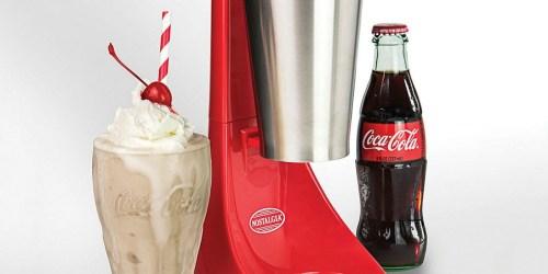 Up to 75% Off Nostalgia Electrics Appliances at JCPenney | Milkshake Maker, Ice Cream Maker & More