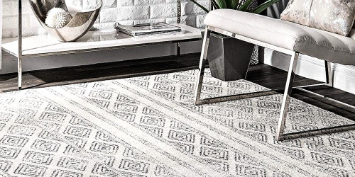 Up To 40% Off nuLOOM Rugs at Home Depot
