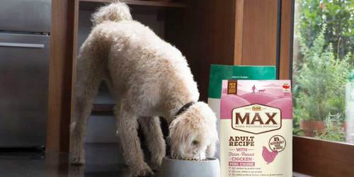 Nutro Max Dog Food 25-Pound Bag Only $19 or Less Shipped on Amazon