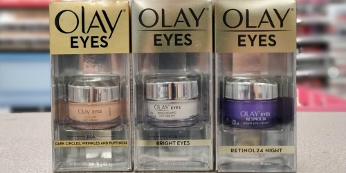 Over $90 Worth of Olay Skincare Products Only $35.64 Shipped Total After Rebate on Walgreens.com