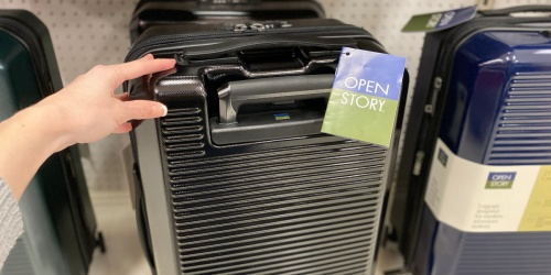 Target Launches Open Story, Its Own Chic and Affordable Brand of Luggage