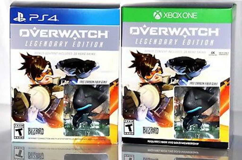 overwatch xbox or ps4 cases