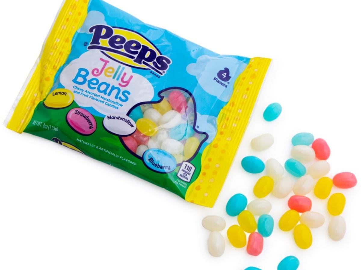 Peeps jelly beans - 4 oz. bag