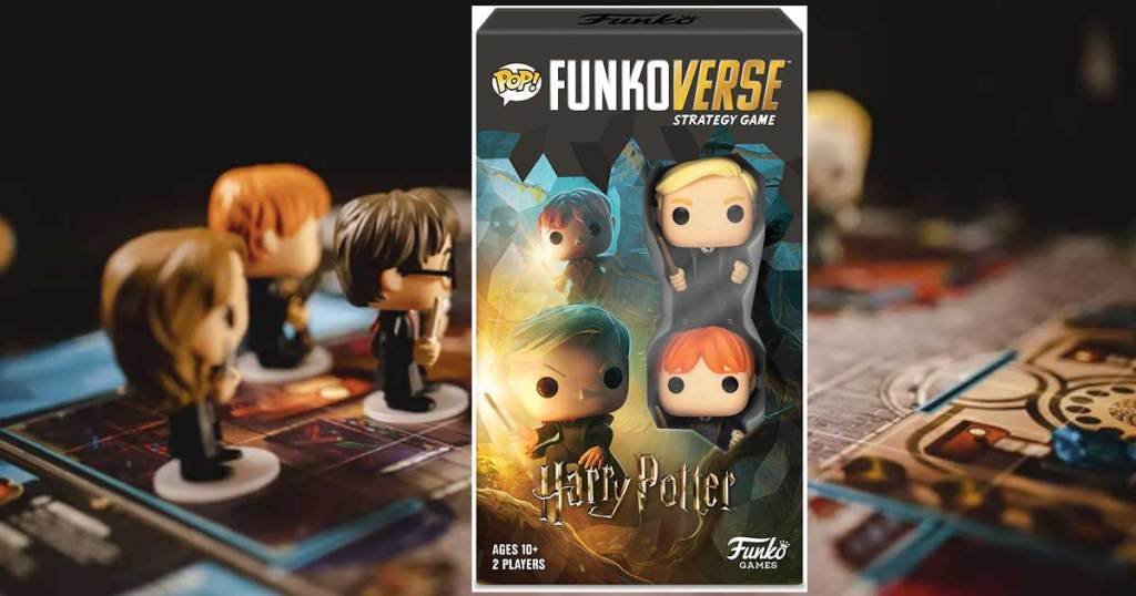 Pop Funkoverse Harry Potter Game Just 10 99 On Amazon Regularly