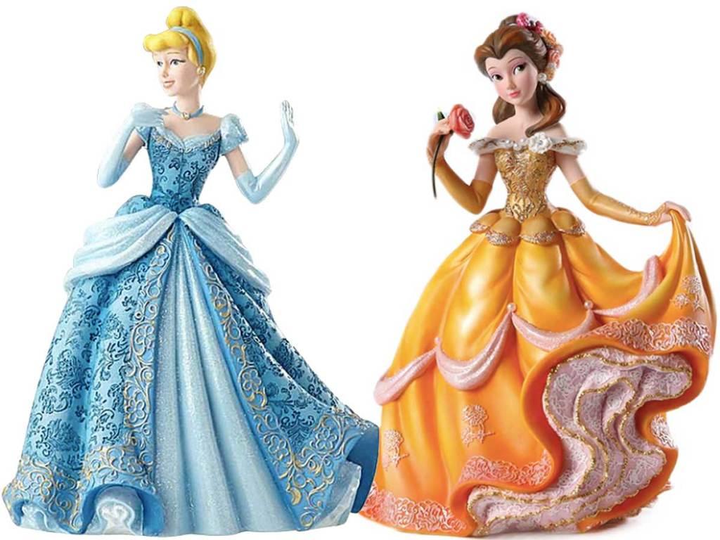 Disney Showcase Collection princess Figurines