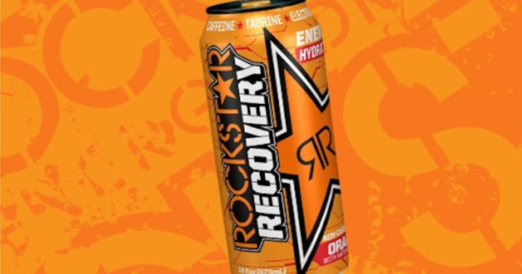 rockstar orange recovery