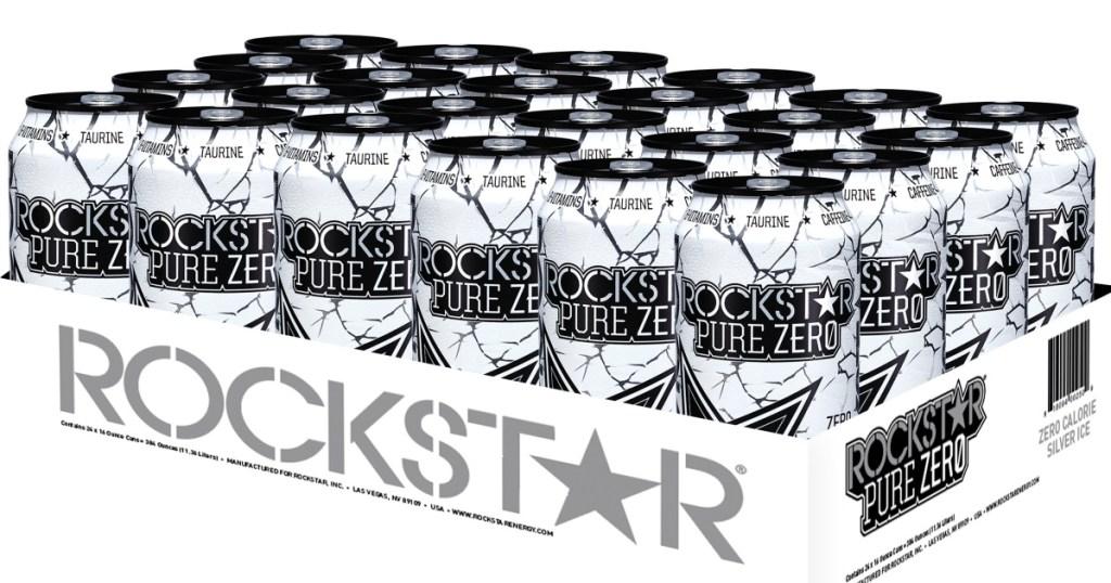 rockstar zero energy 24-pack