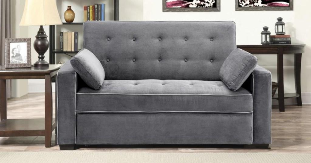 Serta Convertible Sofas On Home Depot