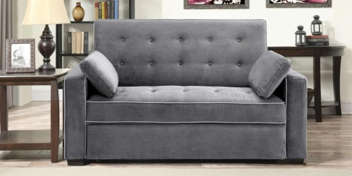 Up to 55% Off Serta Convertible Sofas on Home Depot