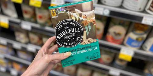 Better Than FREE The Soulfull Project Hot Cereal at Whole Foods