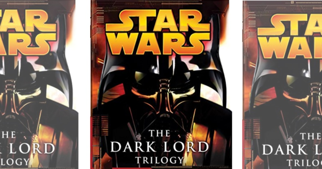 Star Wars The Dark Lord Trilogy Cover