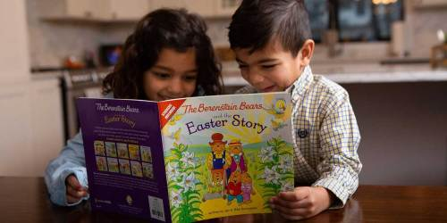 Kids Easter Books as Low as $2.79 on Amazon | Pinkalicious, Berenstain Bears & More