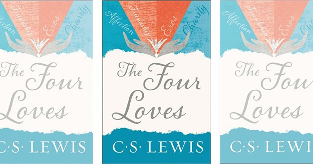 cover of The Four Loves ebook by C.S. Lewis