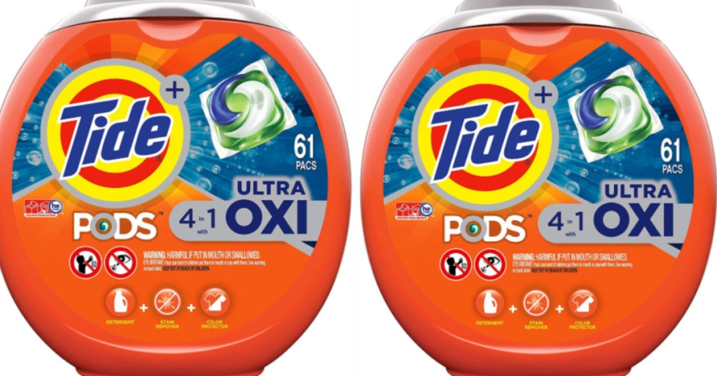 tide ultra with oxi