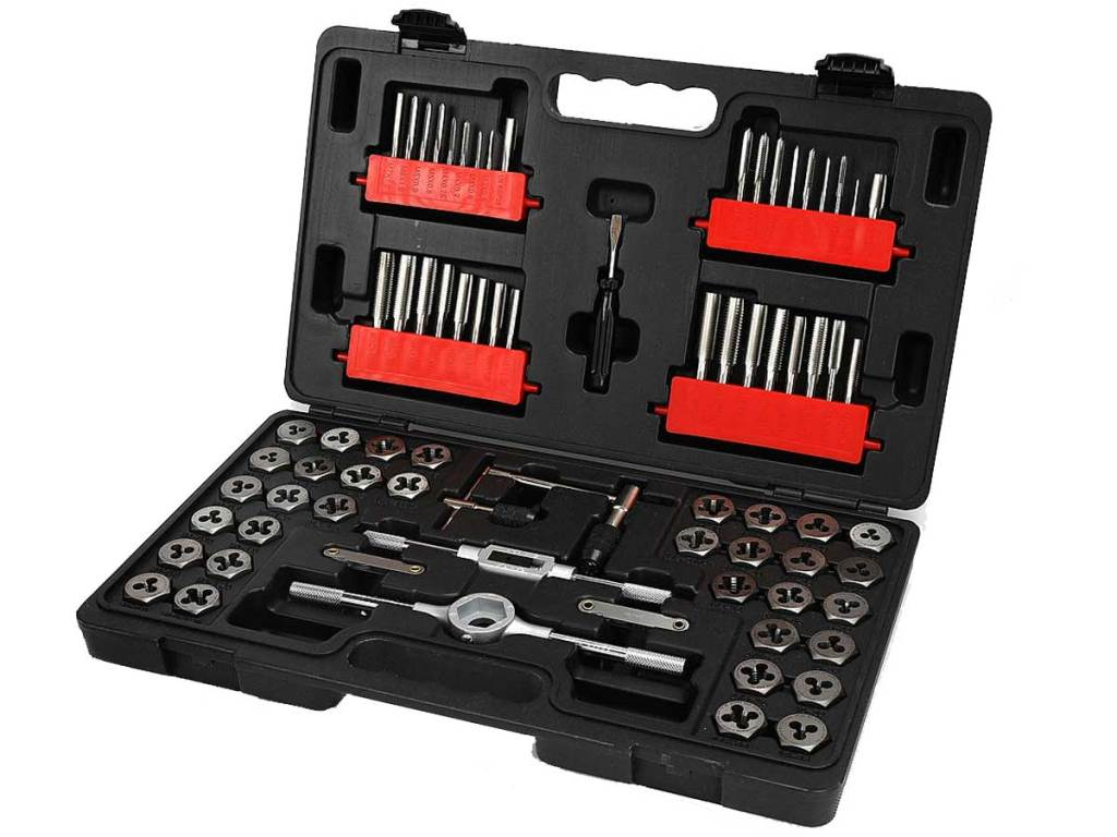 Craftsman 75 Piece Combination Tap & Die Carbon Steel Set