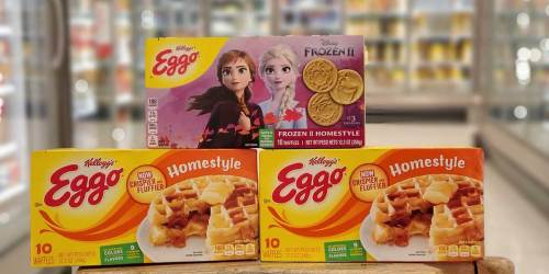 FREE Kellogg's Eggo Pancakes w/ Purchase at Target