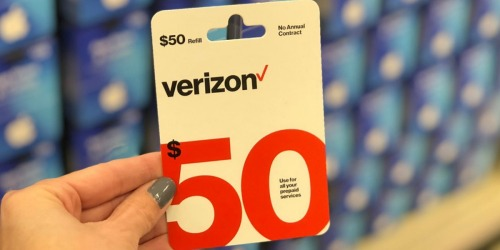 Free $10 Target Gift Card w/Select $50+ Prepaid Mobile Card Purchase | Starts June 28th