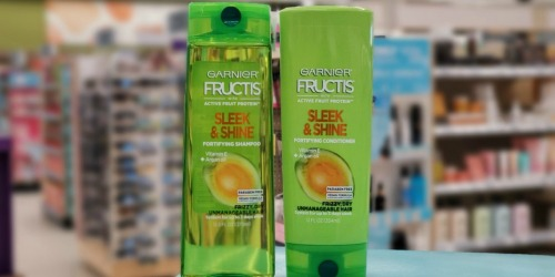 2 Garnier Fructis Hair Care Products Just 78¢ on Walgreens.com (Regularly $6)