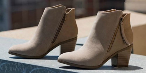 Women's Boots Just $12.99 (Regularly $60)