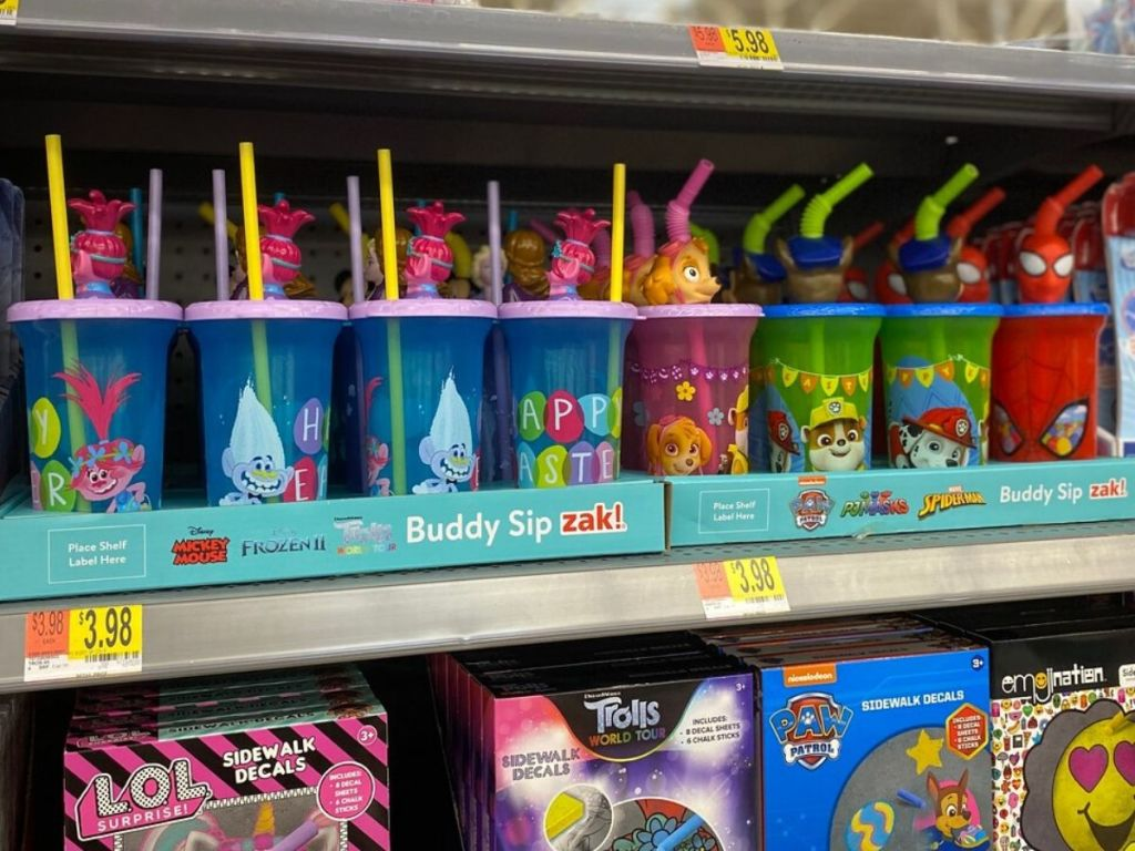 Non Candy Easter Basket Fillers Under 5 At Walmart