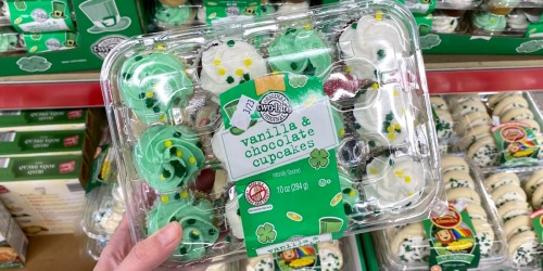 ALDI St. Patrick's Day Items as Low as $2.89 | Cupcakes, Irish Chedder & More