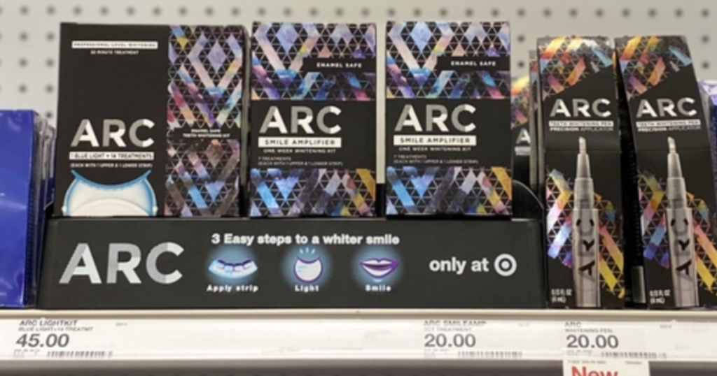 ARC Teeth Whitening Products at target