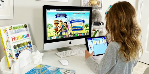 Are Your Kiddos Fortnite Fans? Try Adventure Academy FREE for One Month!