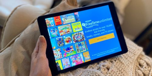 Amazon FreeTime Unlimited 3-Month Family Membership ONLY 99¢ (Regularly $30)