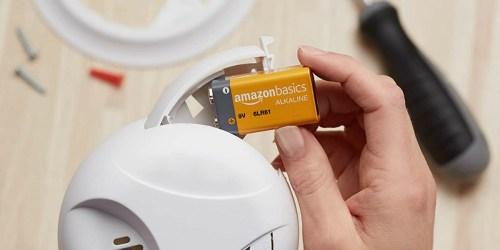 AmazonBasics 9V Batteries 8-PackJust $7 Shipped or Less on Amazon