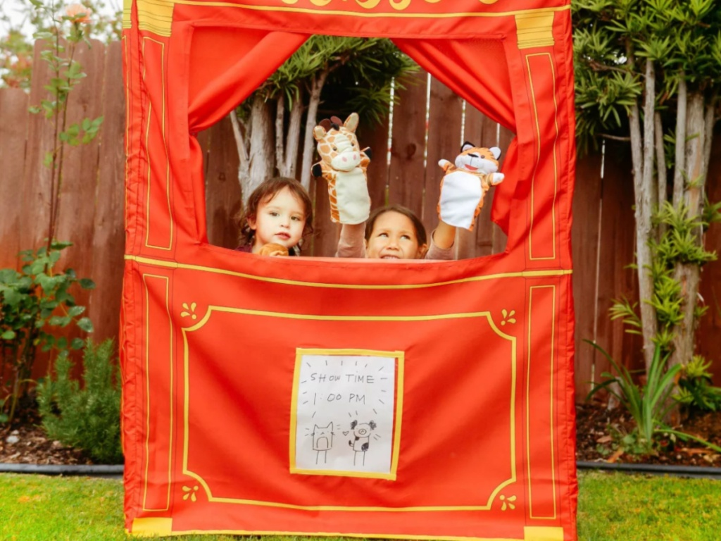 Antsy Pants Puppet Theater