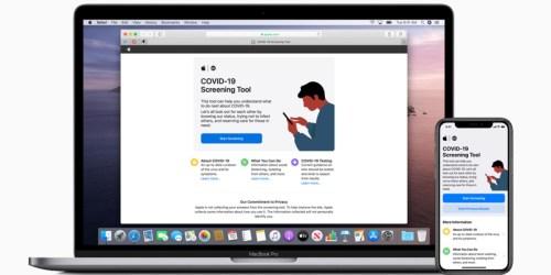Apple Launches Free Coronavirus Screening Tool
