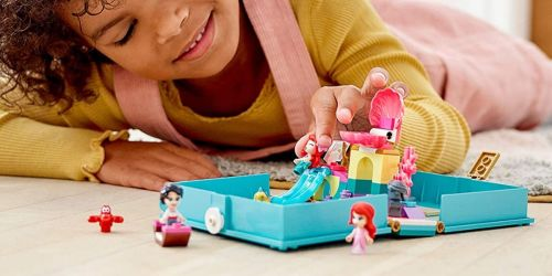 LEGO Disney Princess Storybook Adventure Sets Just $15.99 on Target.com (Regularly $20)